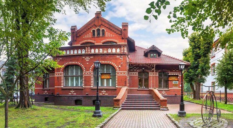 Краеведческий музей Зеленоградск