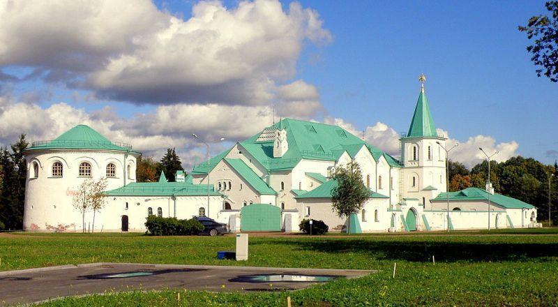Ратная палата Пушкин