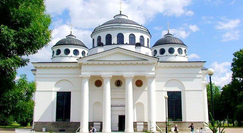 Софийский собор Пушкин