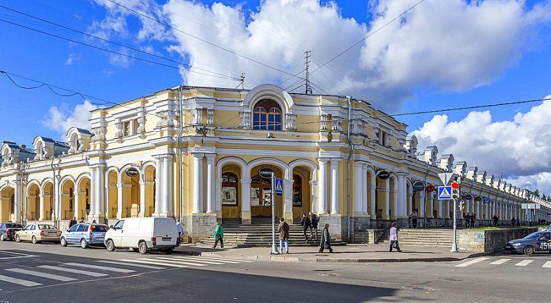 Гостинный двор Пушкин