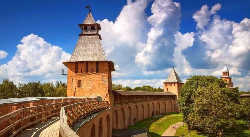 Новгород Северо-Западный федеральный округ