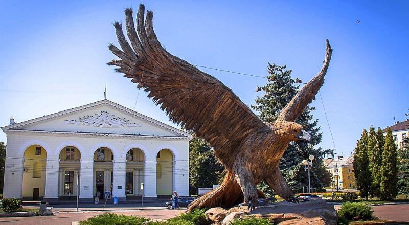 Орел Центральный федеральный округ