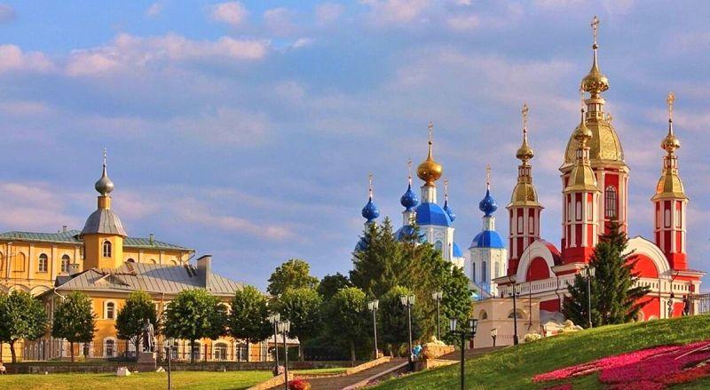 Тамбов Центральный федеральный округ