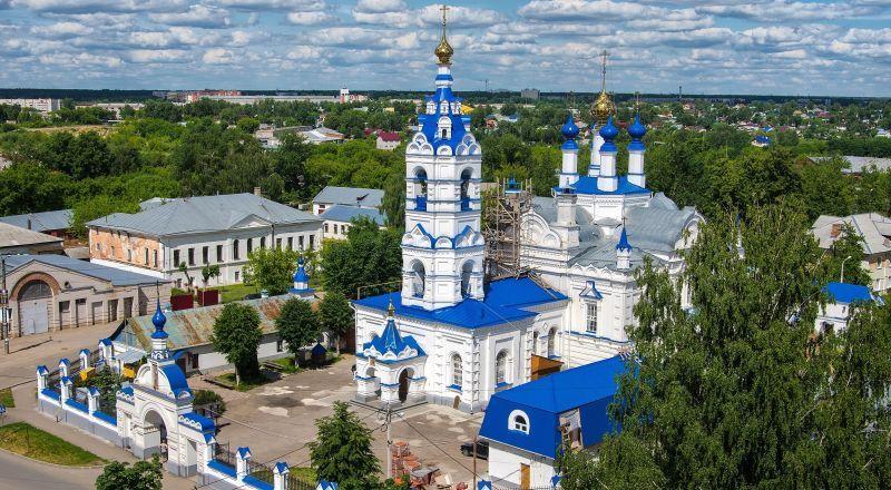 Иваново Центральный федеральный округ