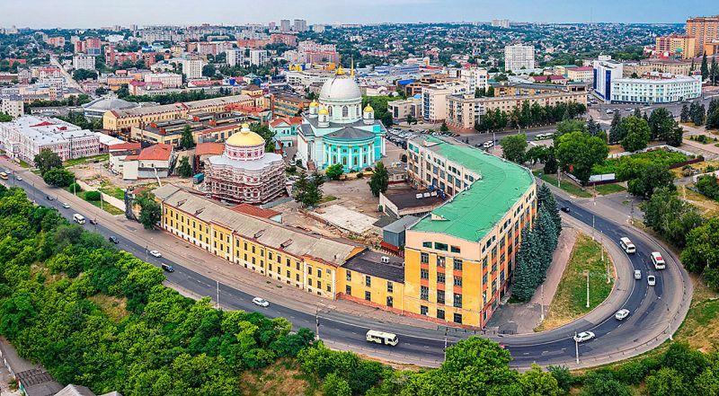 Курск Центральный федеральный округ