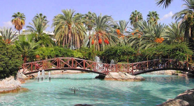 Городской парк – Сады Алании