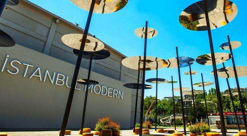 Музей современного искусства Стамбул