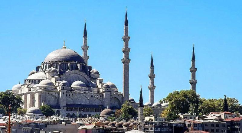 Мечеть Сулеймане
