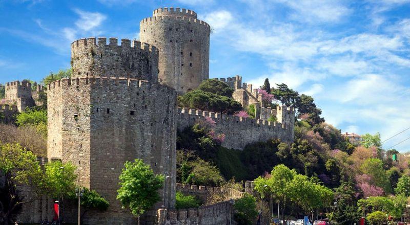 Крепость Румелихисар Стамбул