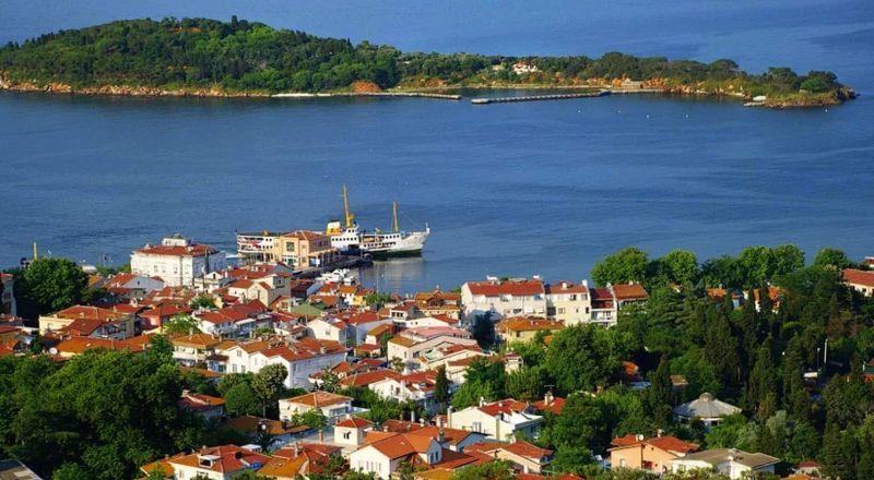 Принцевы острова Турция
