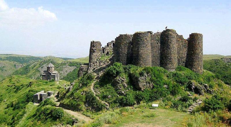 Замок Амберд Армения