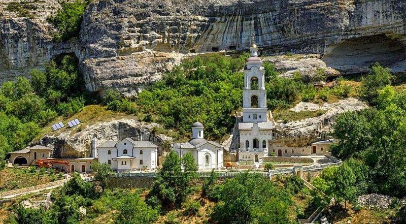 Успенский пещерный монастырь Крым