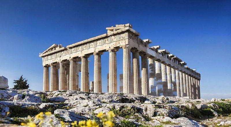 Парфенон Афины