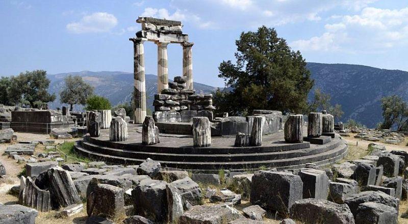 Делфы Греция