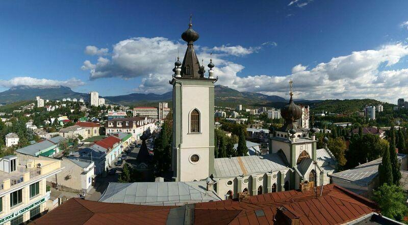 Храм во имя всех Крымских святых