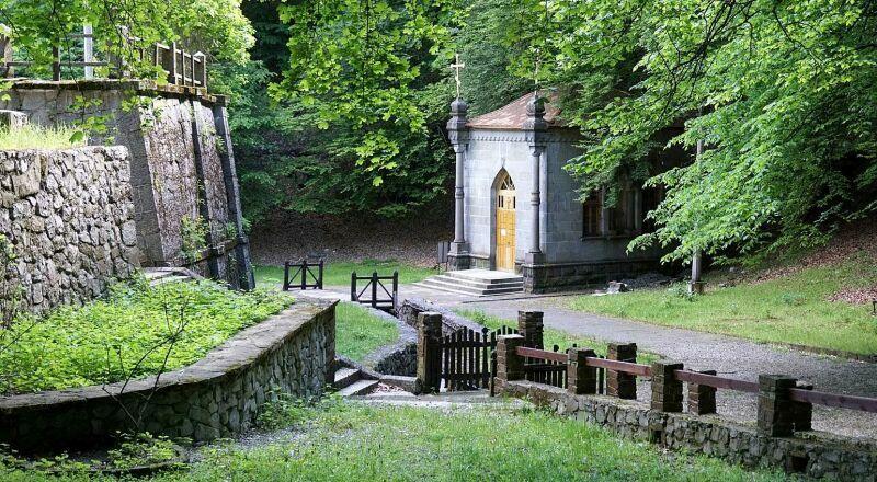 Косьмо Дамиановский мужской монастырь Алушта