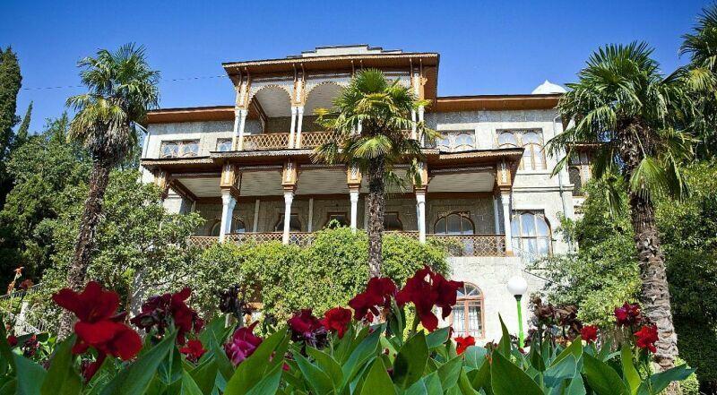 Дворец Карасан Алушта