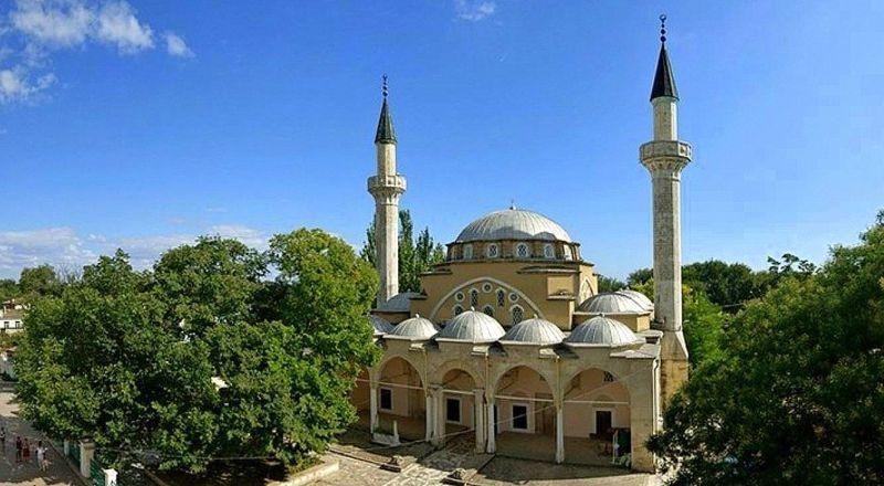 Мечеть Джума-Джами Евпатория