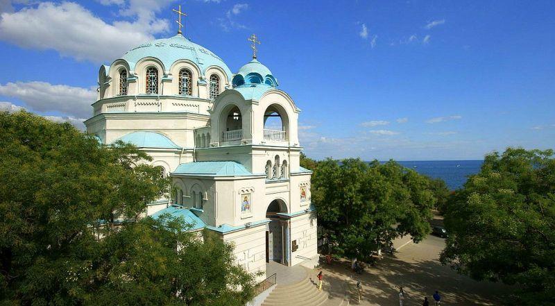 Свято-Николаевский собор Евпатория