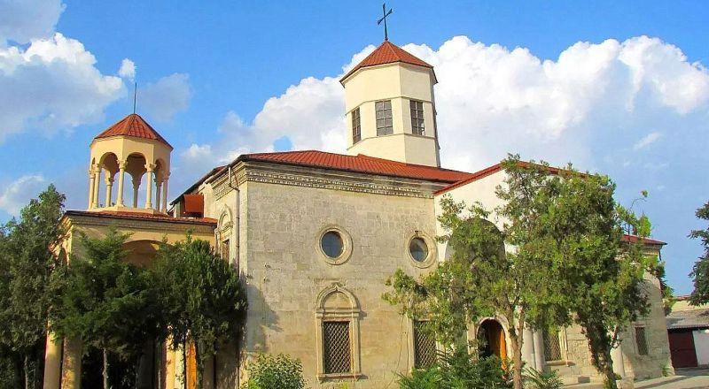 Церковь Сурб Никогайос