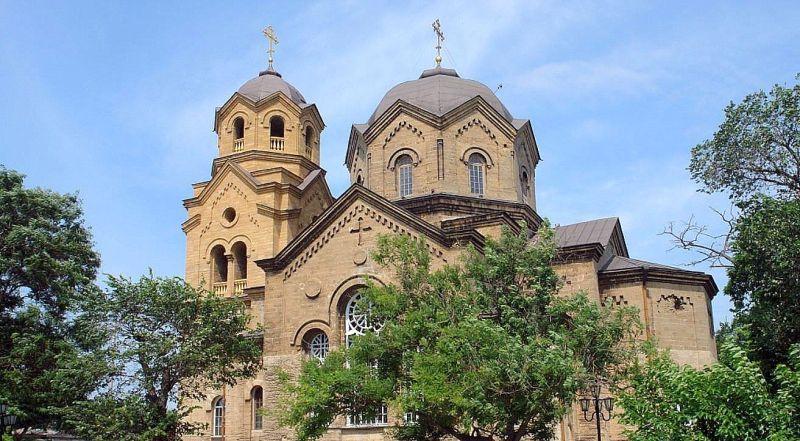 Храм Святого Илии Евпатория
