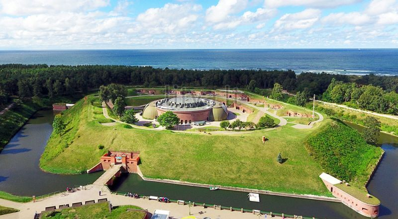 Морской музей Клайпеда
