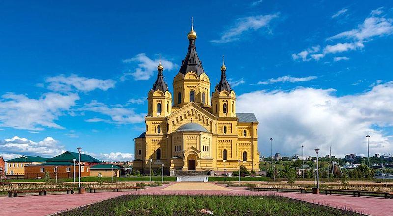 Александро-Невский собор Нижний Новгород