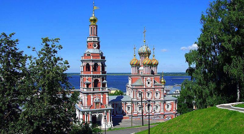 Рождественская церковь Нижний Новгород