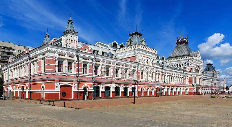 Главный ярмарочный дом Нижний Новгород