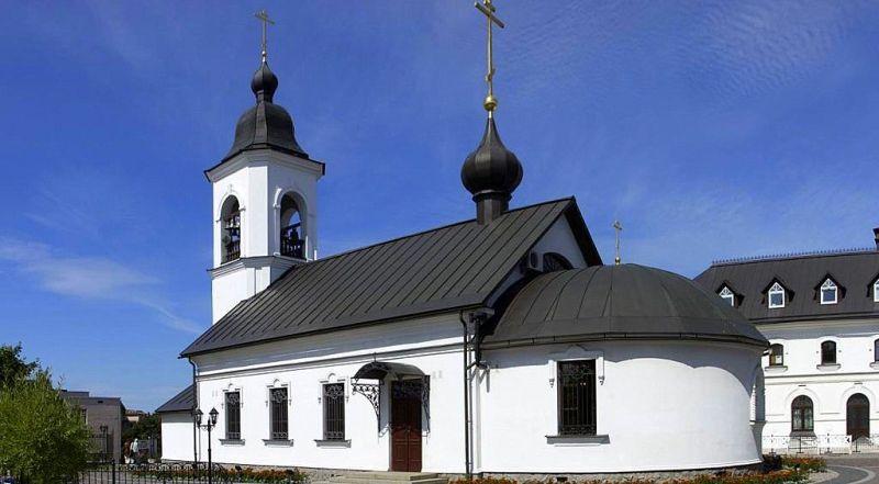 Свято-Ильинский храм Выборг