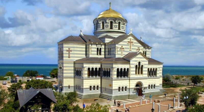 Адмиралтейский собор Севастополь