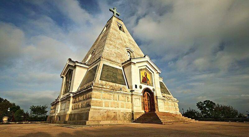 Свято-Никольский храм Севастополь