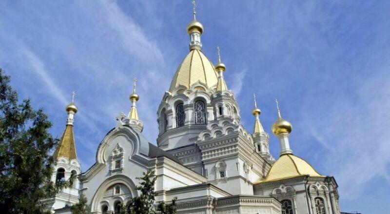 Покровский храм Севастополь