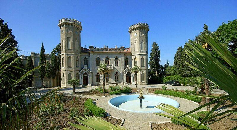 Дворец Гаспара Ялта