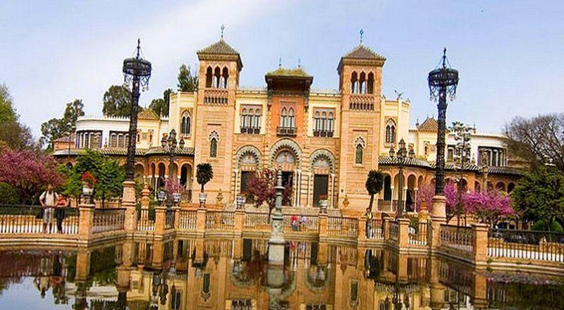 Археологический музей в Севилье