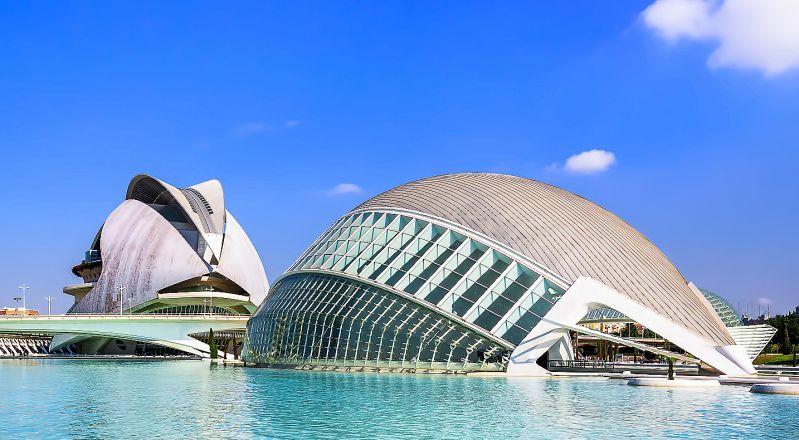 Город науки и искусства Валенсия