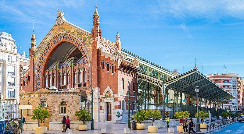 Рынок Колумба Валенсия