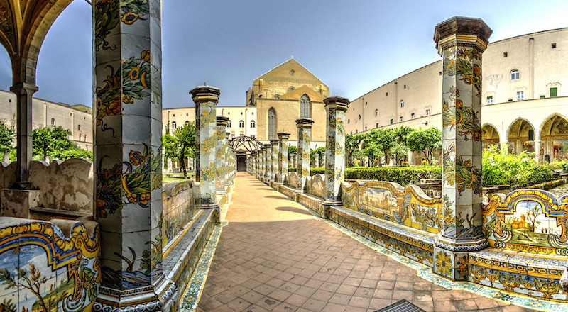 Санта-Кьяра Неаполь