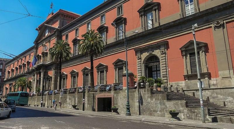 Археологический музей Неаполь