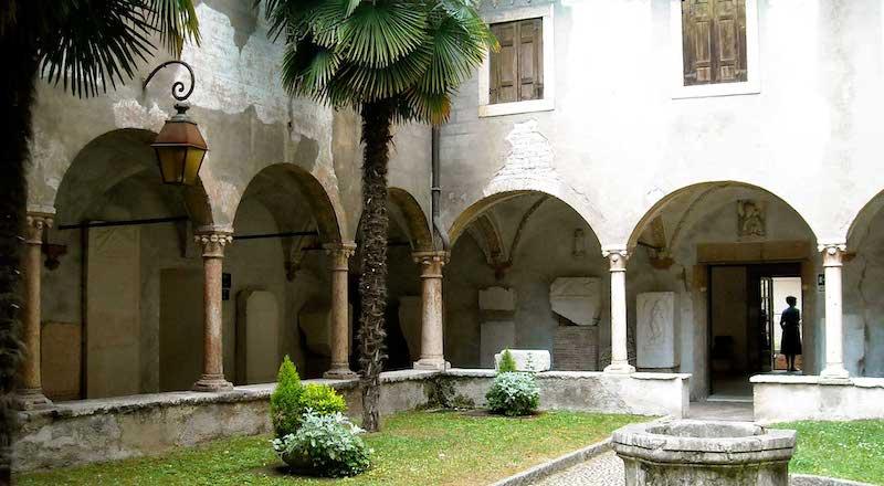 Археологический музей в Вероне