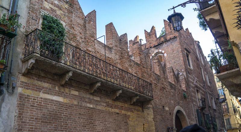 Дом Ромео Верона