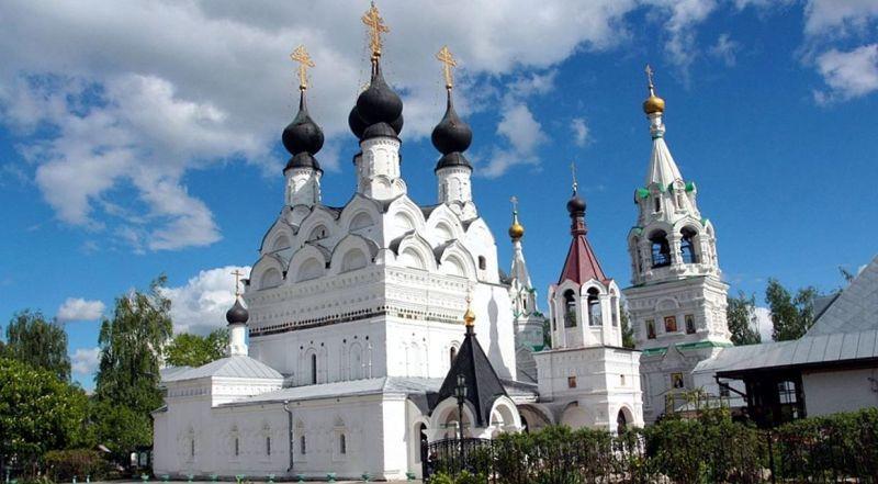 Свято-Троицкий монастырь Муром