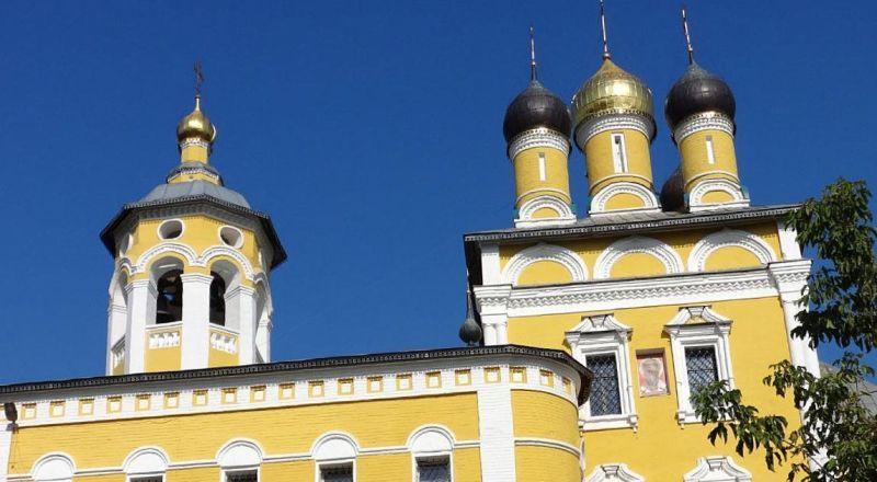 Николо-Набережная церковь Муром