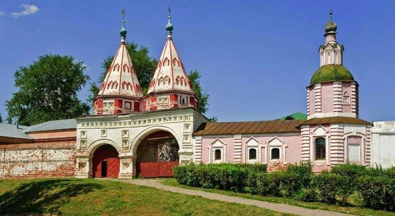Ризоположенский монастырь Суздаль