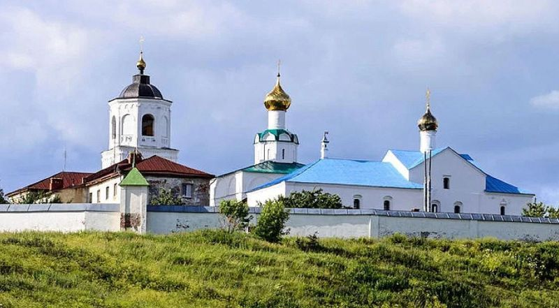 Монастырь Суздаль