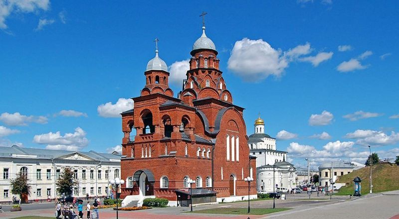 Владимирская Троицкая церковь