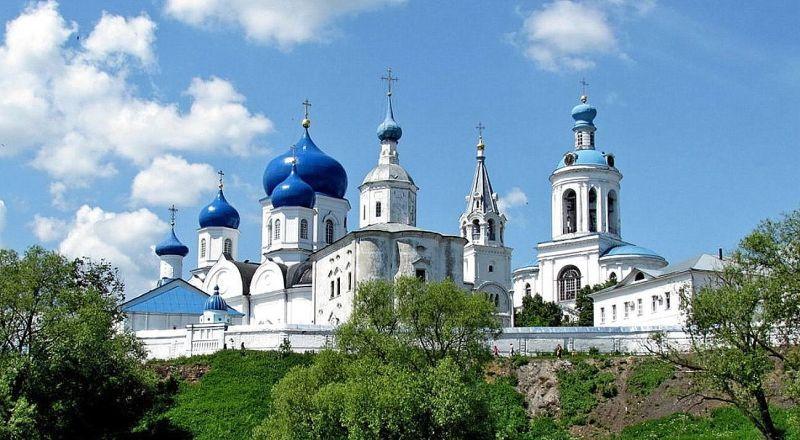 Боголюбский монастырь Владимир