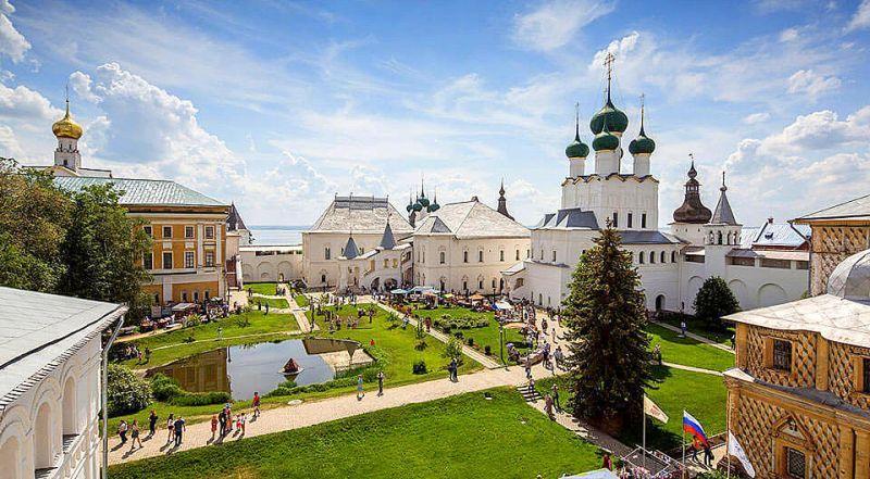 Ярославский музей заповедник