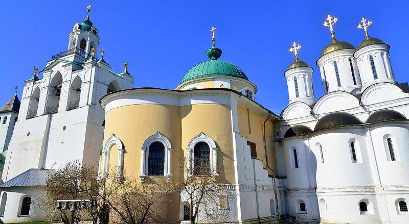 Спасо-Преображенский собор Ярославль