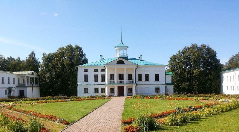 Музей заповедник Карабиха